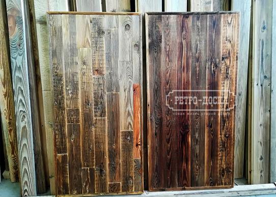 Столешница из старого дерева (Амбарной доски)