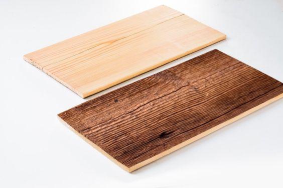 Деревянные панели короткие, от 20 до 120 см